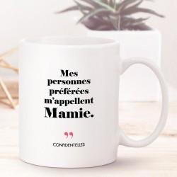 Mug - Mes personnes...