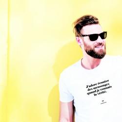 T-shirt Homme -  J'adore...